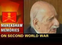 Sam Manekshaw recounts his best war memories