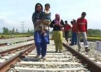 Rail link construction best solution to militancy