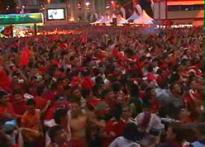 Germany win, but no heartbreak for Turkish fans