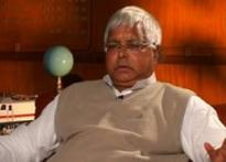 Hit by bird, Lalu's flight makes emergency landing