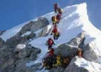 Mountaineers climb Everest, Sikkim on top of world
