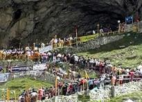 New row: Cong to limit people at Amarnath cave per day