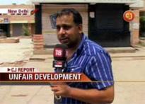 CJ: Delhi Metro shuts shops, provides no rehab
