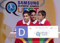 Olympic quotient : schools take the quiz on games