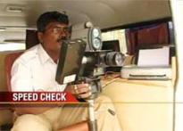 Bangalore cops use technology to counter accidents