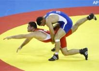 Italian cop, Cuban hold Russia to three Greco-Roman titles