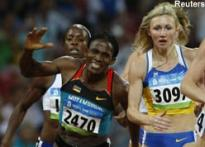 Ageless Mutola reaches fifth Olympic 800m final