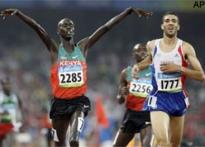 Kipruto extends Kenyan steeplechase dominance