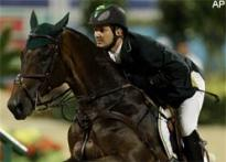Four horses banned from jumping final for doping
