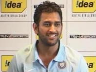 Indian cricketers celebrate nation's Beijing success