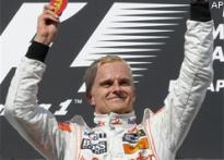 Kovalainen wins Hungarian Grand Prix