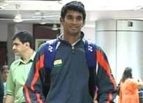 Shuttler Sridhar confident of doing well