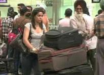 Airport workers' strike affects Delhi, Kolkata flights