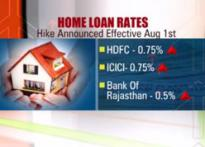 Loans becoming dearer as banks up lending rates