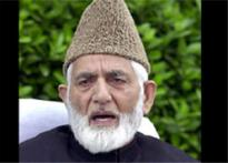 Kashmir row: Jamaat-e-Islamia leader Geelani detained