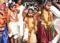 Kerala celebrates Janamashtami on Saturday