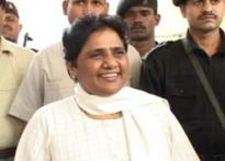 Who is Mayawati's heir? It's not apparent