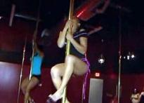 Pole dancing: Losing weight just got sexier