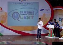 Delhi stop for Samsung Olympics Quest quiz