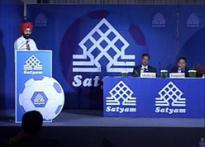 Satyam launches national campus football challenge
