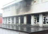 Fire breaks out at Kolkata's Writer's Building