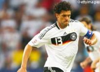 Ballack absence won't cost Germany, says Loew