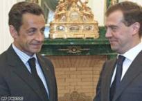 Russia proposes UN arms embargo against Georgia