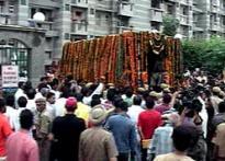 A grateful nation bids adieu to Delhi policeman