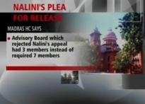 Tamil Nadu govt to reconsider Nalini's bail appeal