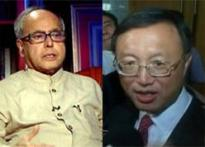 Pranab to question China for NSG red card