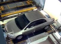 Mumbai steps up a gear, gets robotic car parking lot