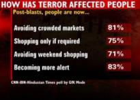 Fear factor: India scared, scarred by terror