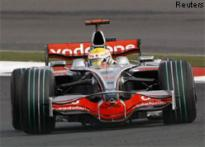 Hamilton takes pole in Japanese Grand Prix