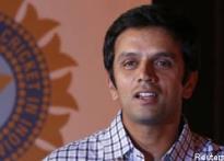 Dravid's mother engraves Karnataka cricketers in mural