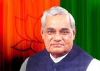 BJP hopes to sail with ailing Vajpayee