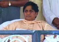Mayawati wants Centre to protect North Indians