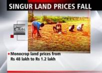 Land prices soar in Nano's new home, Singur mourns