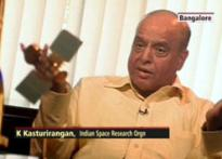 Web Chat: with father of India's moon mission