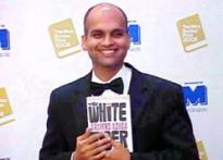 Aravind Adiga wins Man Booker Prize for <i>The White Tiger</i>
