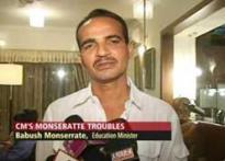 Goa rape fallout: MLAs demand change of leadership