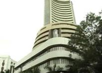Mkts in red on profit booking, weak global cues