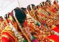 Andhra govt's political knot: mass Muslim weddings