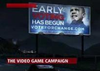 Obama now in videogames for Gen Next voters