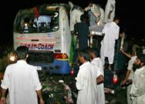 Pak midnight road mishap kills 37 festive revellers