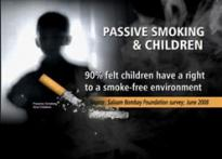 IBNLiving:  Passive smoking, a threat to children