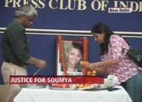 Journos gather in Delhi to protest Soumya's murder