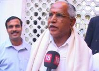 UPA selectively targeting my state: Yeddyurappa