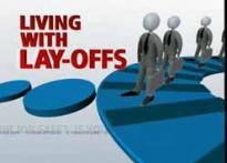 <B>Watch:</b> Living with layoffs