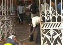 Chennai cops fail to stop students' clash, suspended
