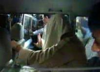 Malegaon blast suspect Pandey taken to Mumbai